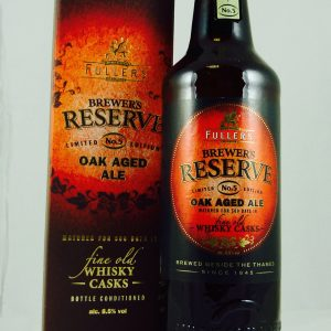 Fullers Reserve Whisky Cask