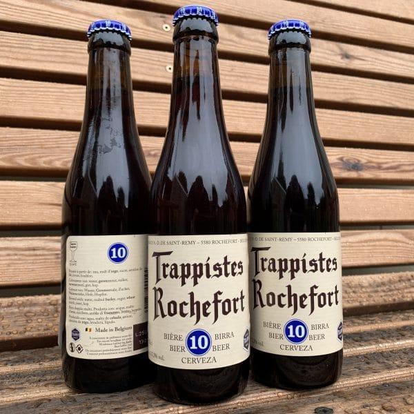 Rochefort Ten Rochefort 10 Trappist