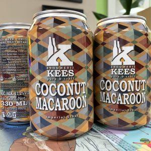 Coconut Macaroon - Kees
