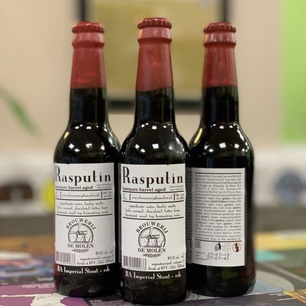 Rasputin Bowmore Barrel Aged - De Molen