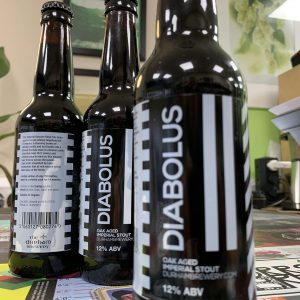 Diabolus Oak Aged - Durham Brewery