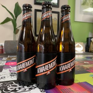Kwaremont Blonde Cycling Beer
