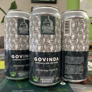 Govinda Chevallier - Cheshire Brewhouse