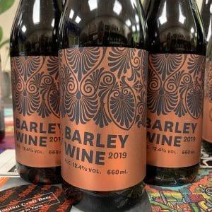 Barley Wine 2019 - Marble