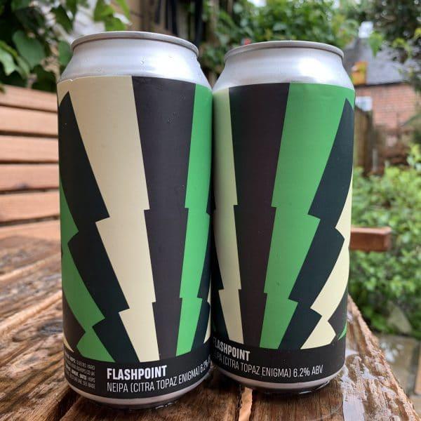 Flashpoint NEIPA - Howling Hops
