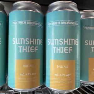 Sunshine Thief - Pentrich