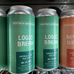 Logic Break - Pentrich