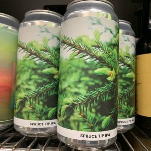 Spruce Tip IPA - Dry And Bitter