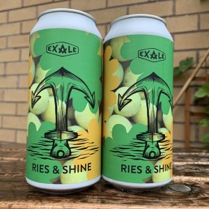 Ries and Shine Exale