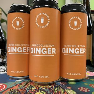 Marble Brewery Retro Ginger