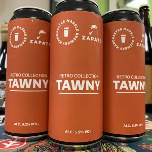 Marble Brewery Retro Tawny