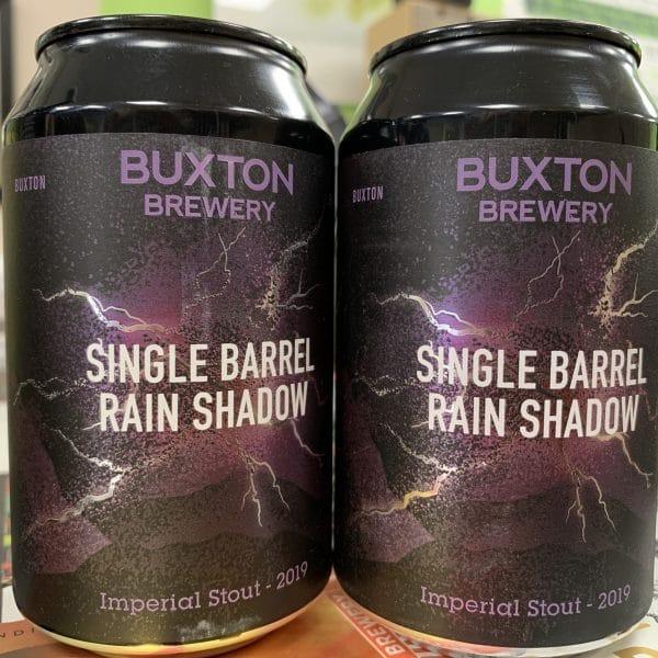 Single Barrel Rain Shadow - Buxton