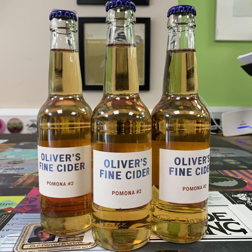 Pomona Oliver's Cider