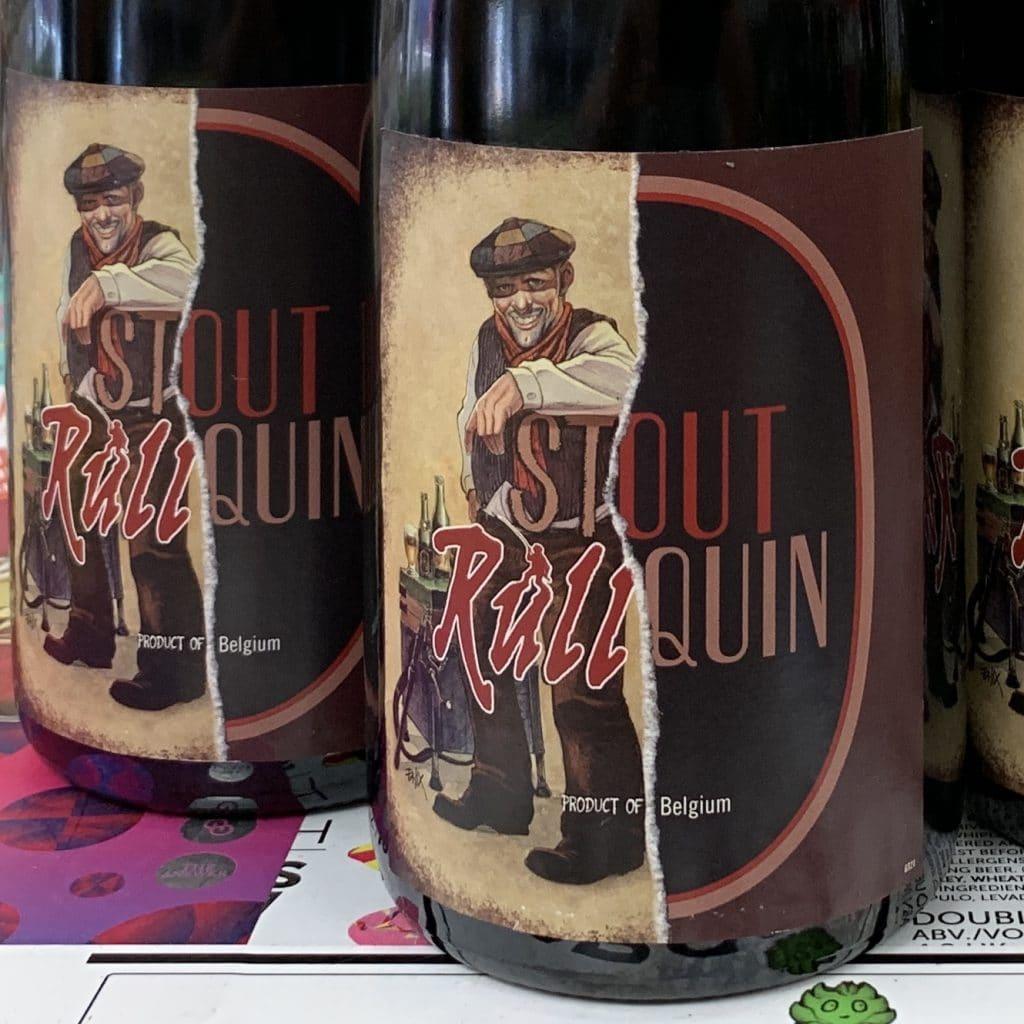 Stout Rullquin - Tilquin
