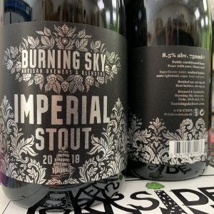 Burning Sky Imperial Stout 2018