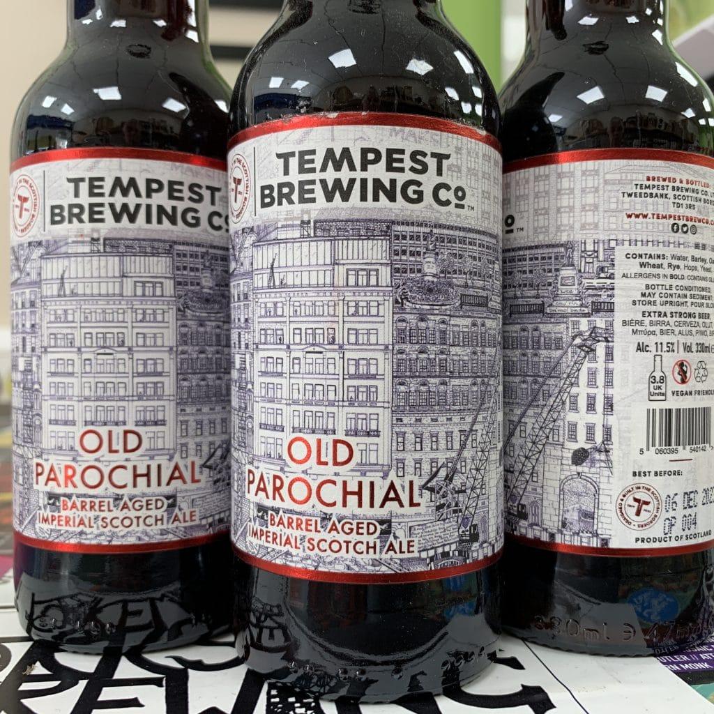 Old Parochial - Tempest
