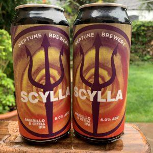 Scylla IPA Neptune Brewery