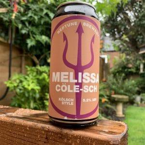Melissa Cole-sch - Neptune