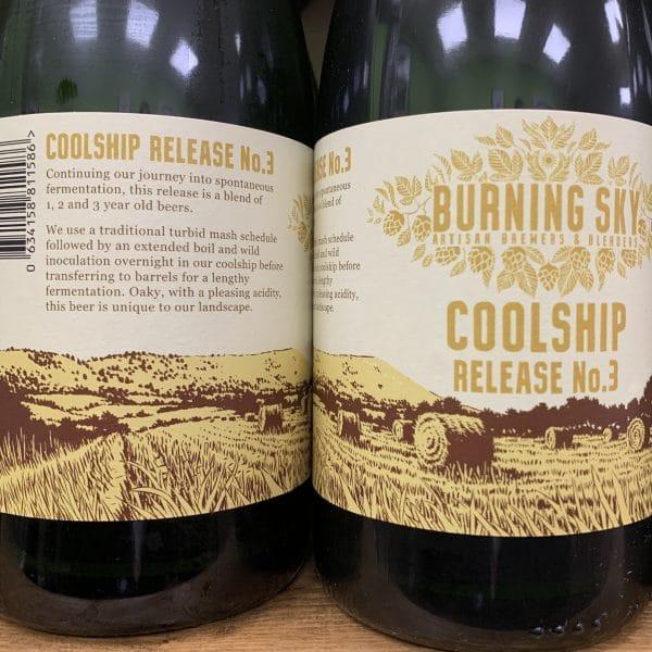 Coolship 3 - Burning Sky Brewery