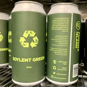 Soylent Green DDH Pale - Pomona Island