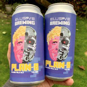 Plan-B Belgian Pale - Elusive