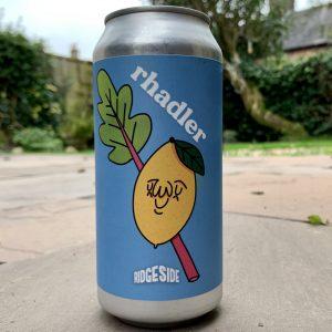 Rhadler Lemon and Rhubarb - Ridgeside