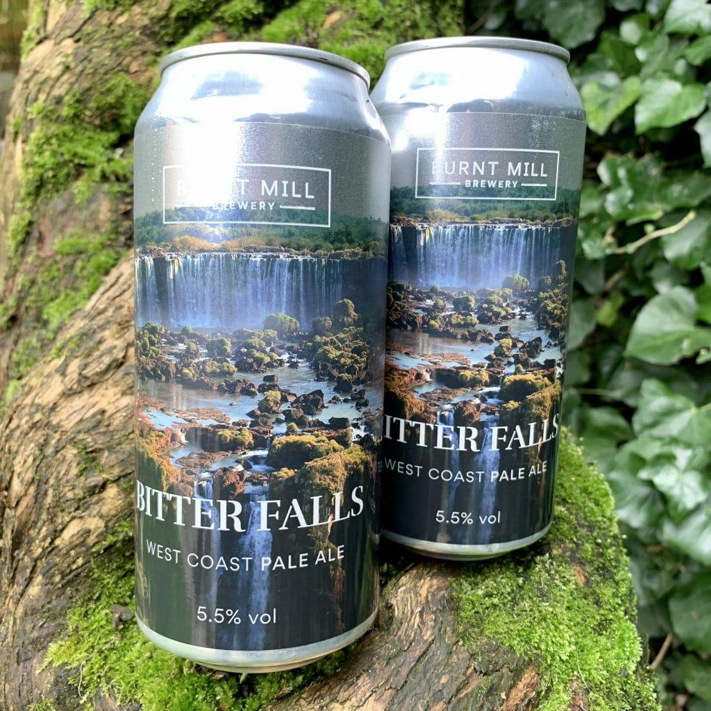 Bitter Falls - Burnt Mill