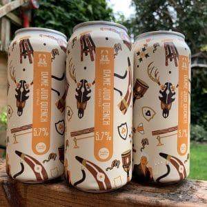 Dame Judi Quench - Brew York