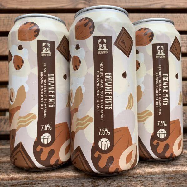 Brownie Pints - Brew York