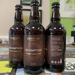 Redemption Whisky Cask - Durham Brewery