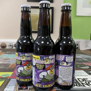 Sgt Nightvision Imperial Stout - Het Uiltje