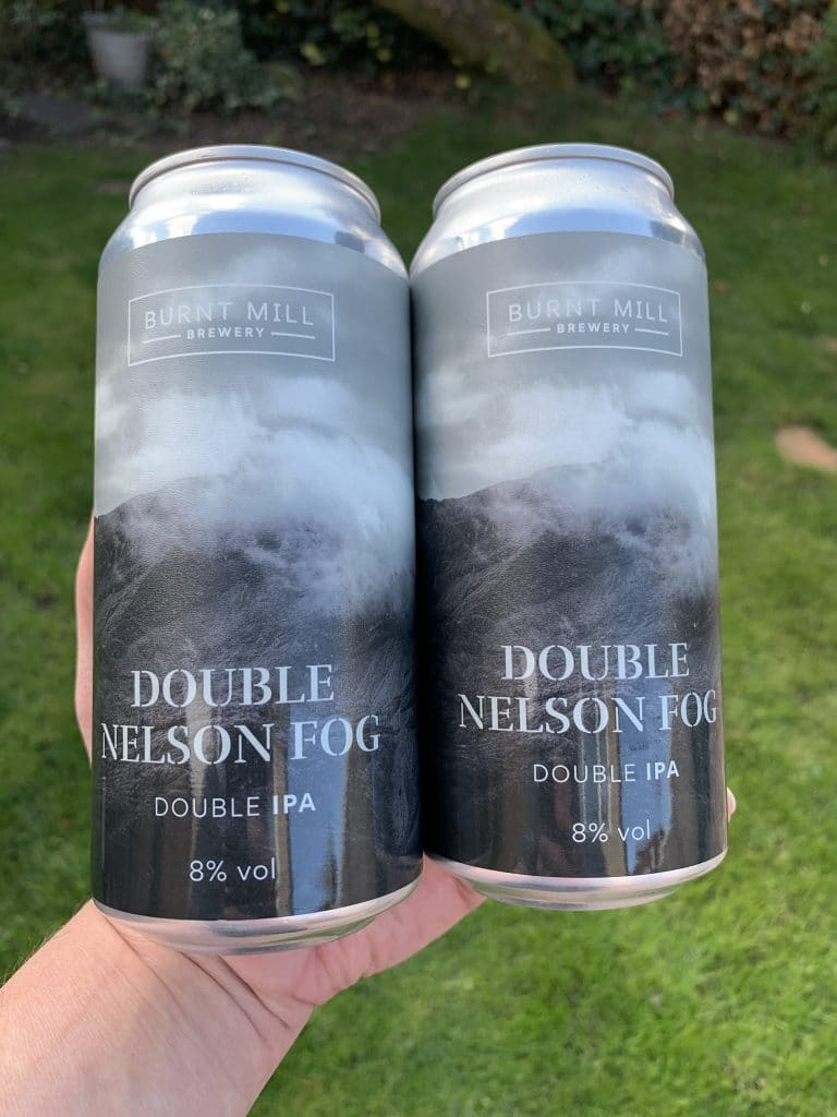 Double Nelson Fog - Burnt Mill