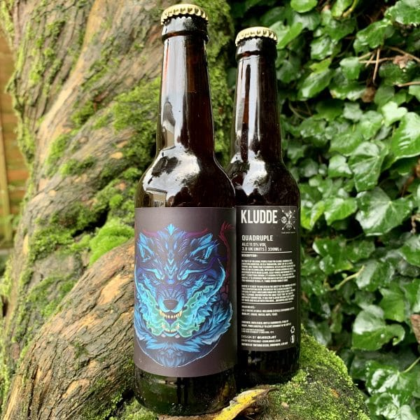 Kludde Quadrupel - Tartarus Beers