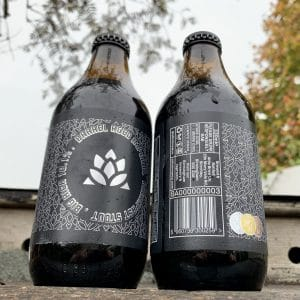 """Big Rich"" BA Imperial Stout - Attic Brew"
