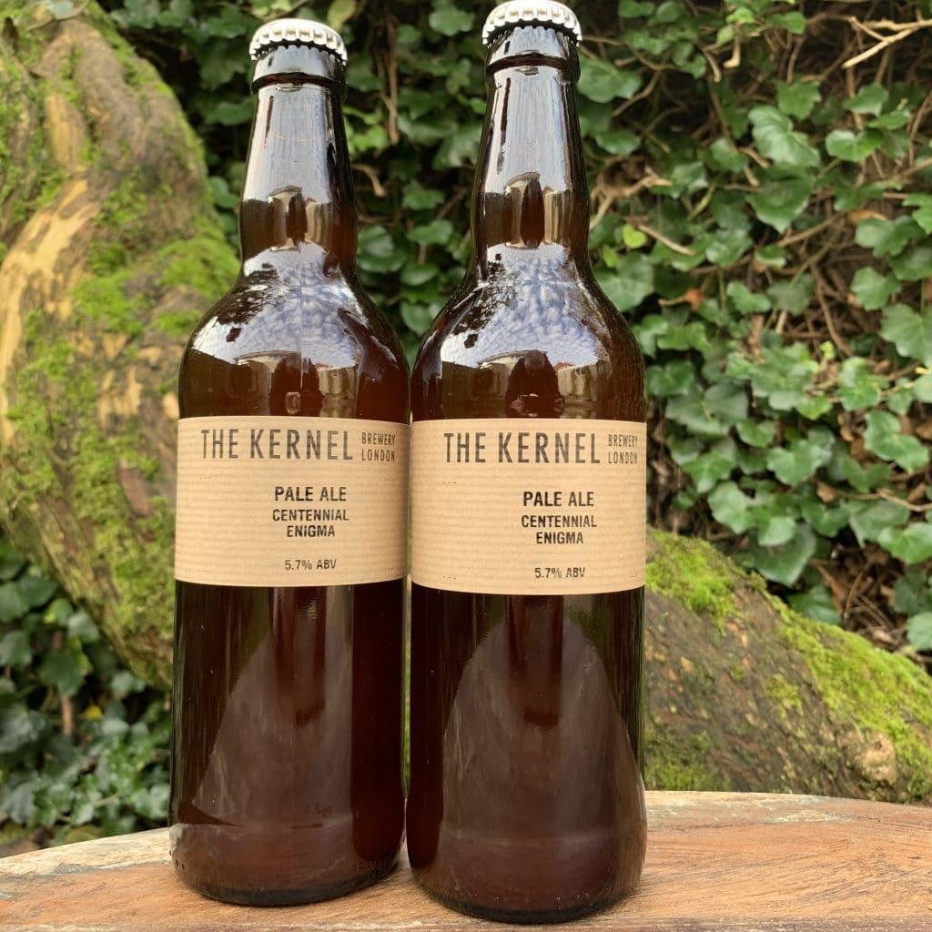 Kernel Pale Ale Centennial Enigma