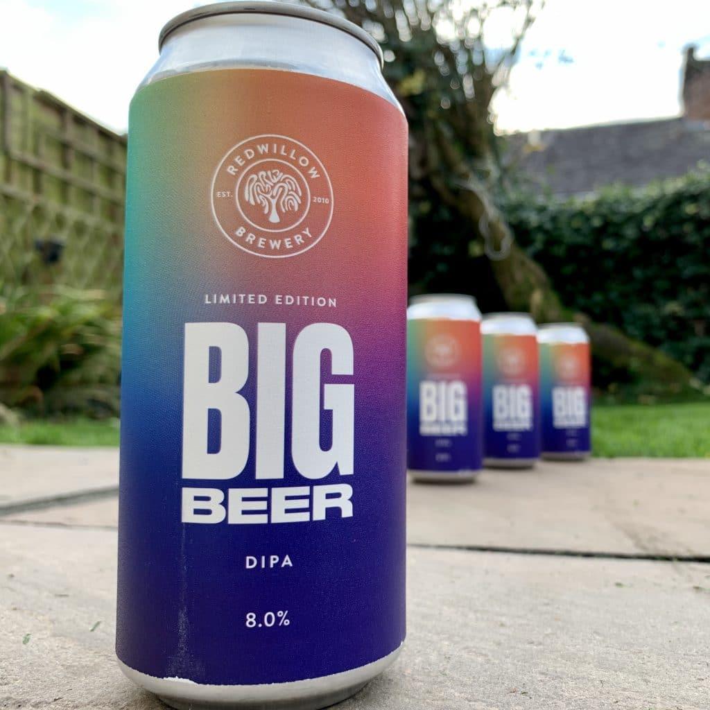 Big Beer DIPA - Redwillow