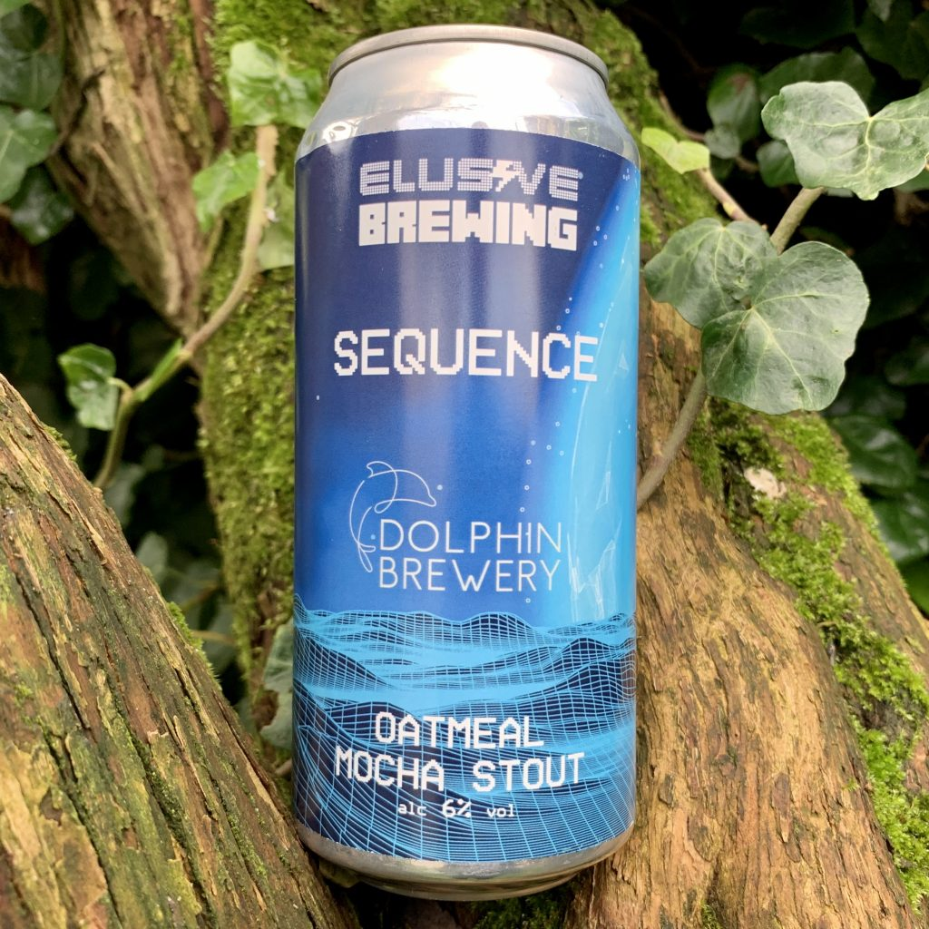 Sequence Mocha Stout - Elusive Brewing
