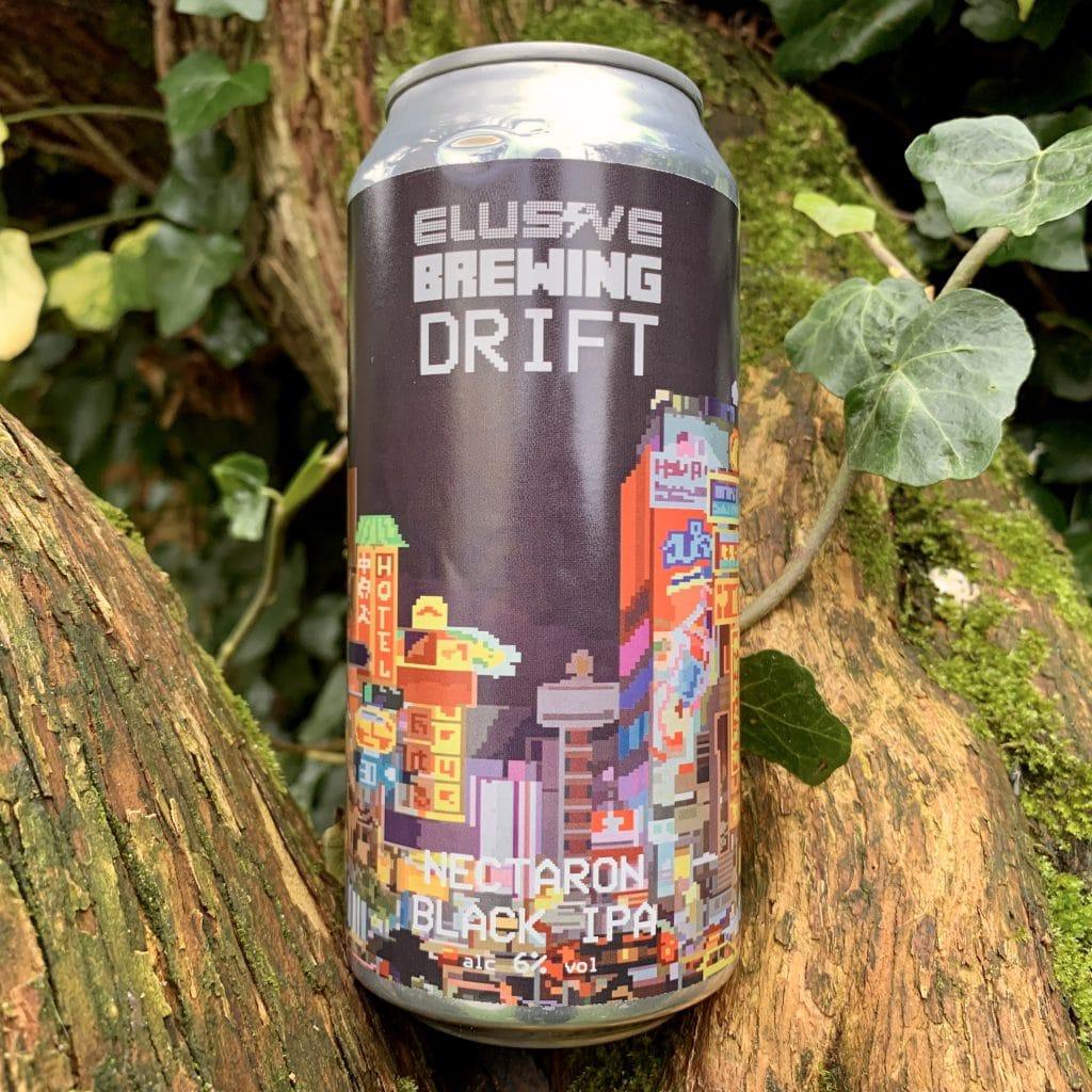 Drift Black IPA - Elusive