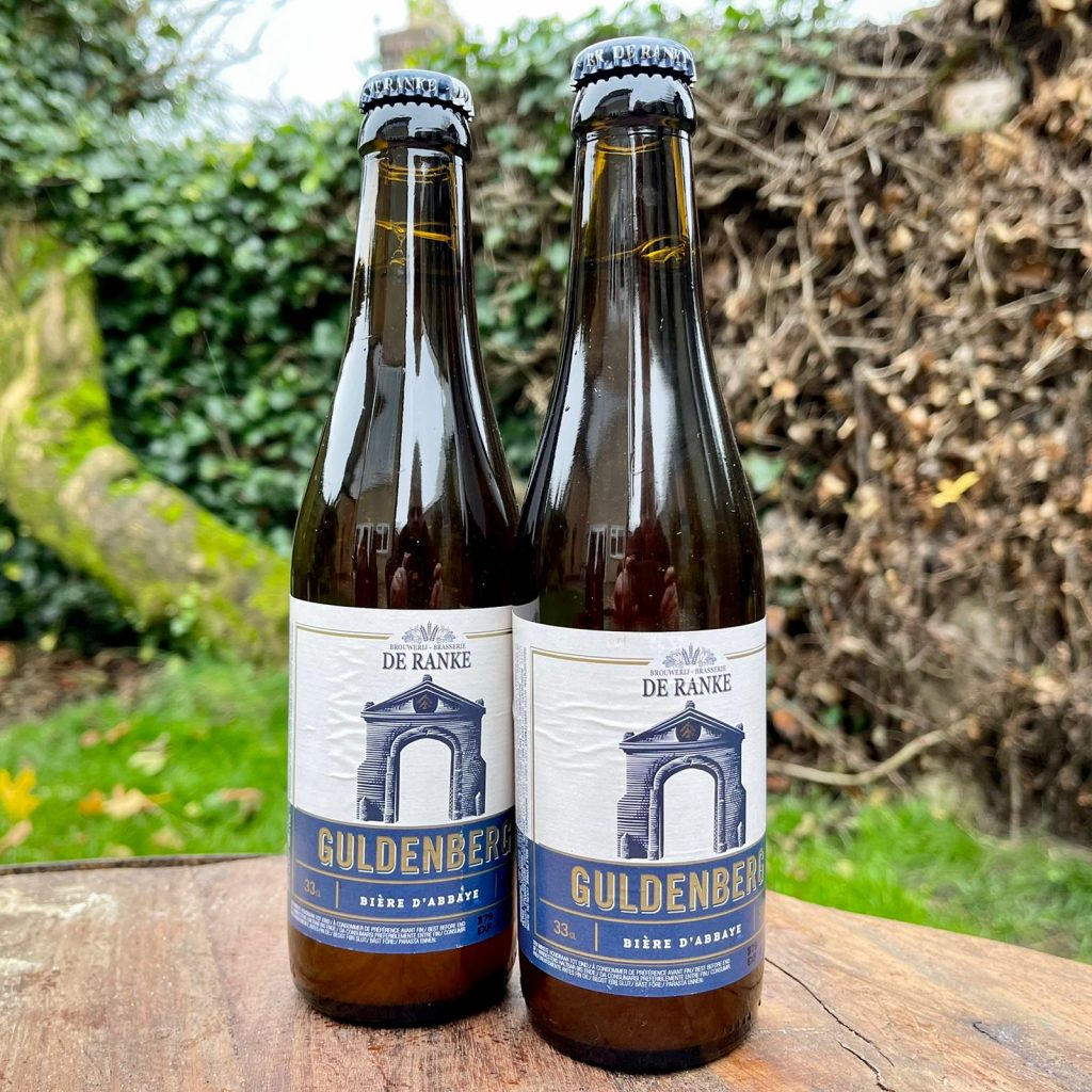 Guldenberg Abbey Beer - De Ranke