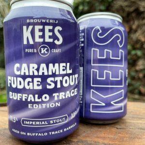 Kees Caramel Fudge Stout Buffalo Trace BA