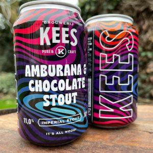 Amburana & Chocolate Stout - Kees