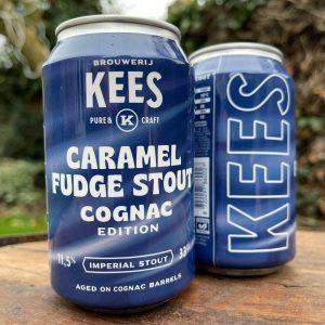 Kees Caramel Fudge Stout Cognac BA