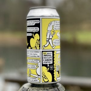 Everything is Pointless Smoked Banana Porter - Redwillow