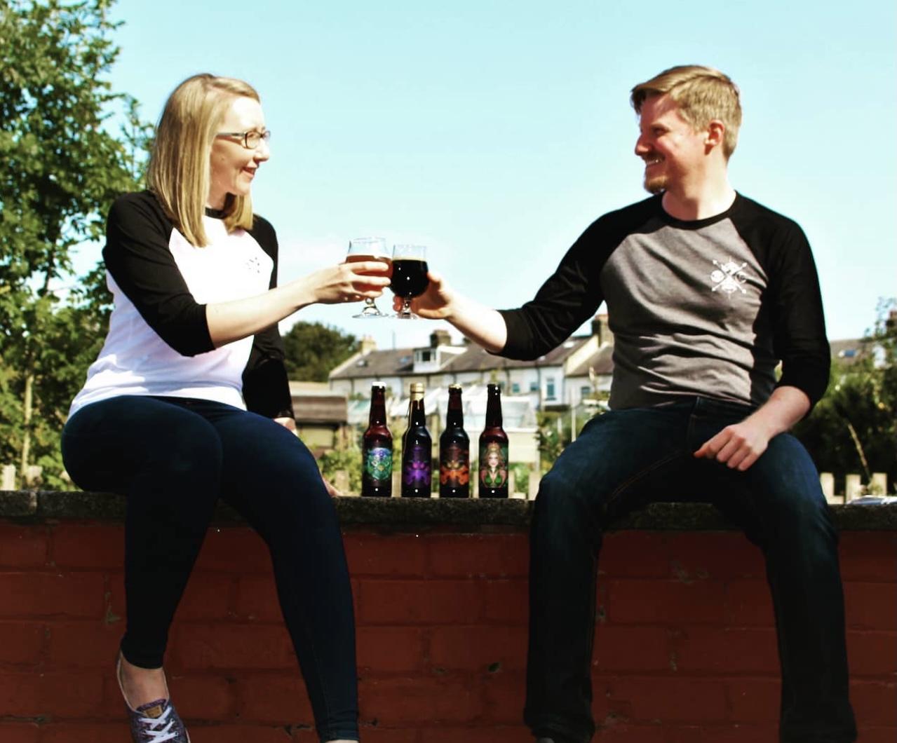 Jordan and Jack - Tartarus Beers
