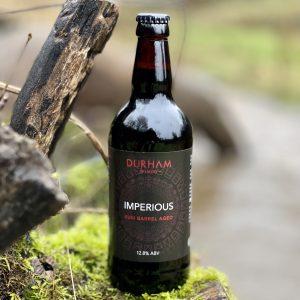 Imperious Rum Barrel Aged - Durham
