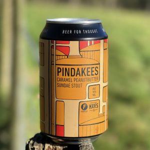 Pindakees Caramel Peanut Butter Sundae - Frontaal - Kees