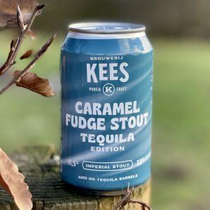 Kees Caramel Fudge Stout Tequila BA