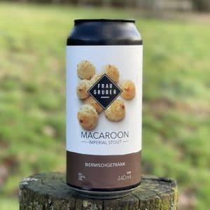 Macaroon Imperial Stout - FrauGruber
