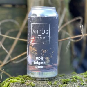 DDH Enigma DIPA - Arpus Brewing Co