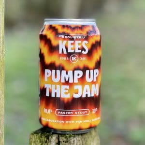 Pump Up the Jam - Kees